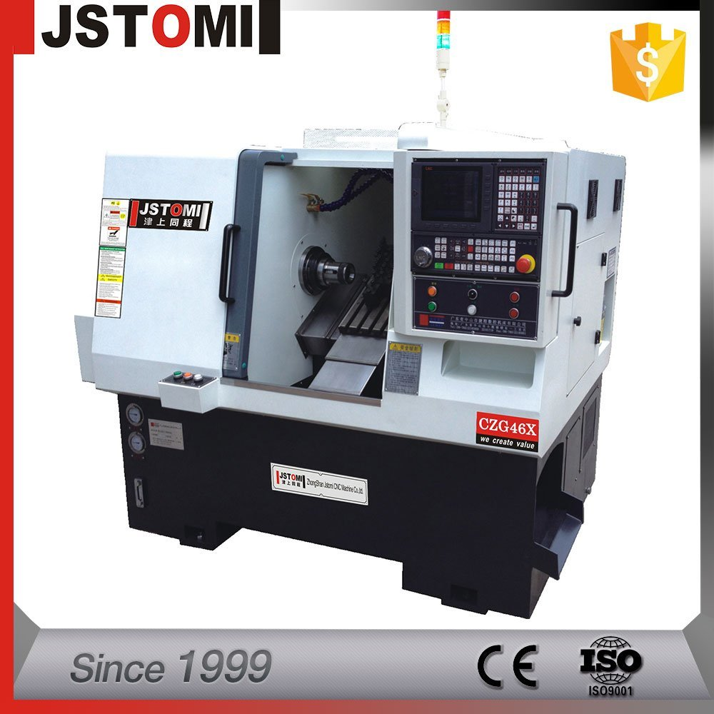 CZG46X  4 axis cnc lathe machine