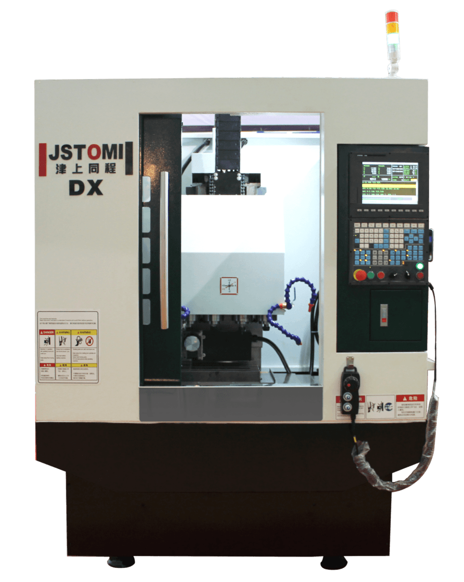 DX4 Best Price Mini Metal CNC Engraving Machine Made in Germany