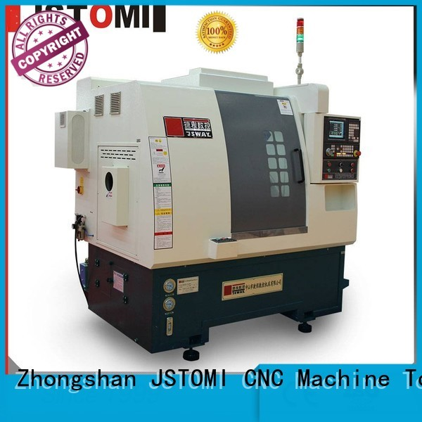 Quality JSWAY Brand machining 2axis slant bed cnc lathe