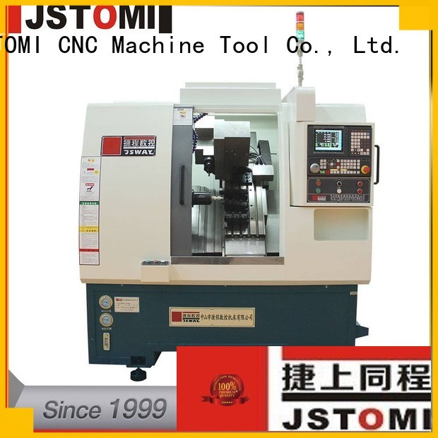 Quality JSWAY Brand axis lathes slant bed cnc lathe